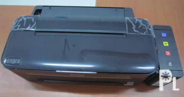 Epson T13 with No-Chip CISS, Chipless CISS ? Malolos