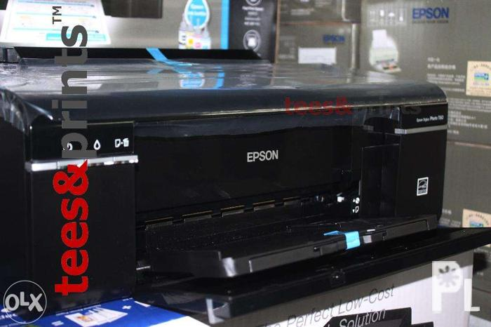 Epson T60 Printer for T-shirt Printing for Sale in Quezon City