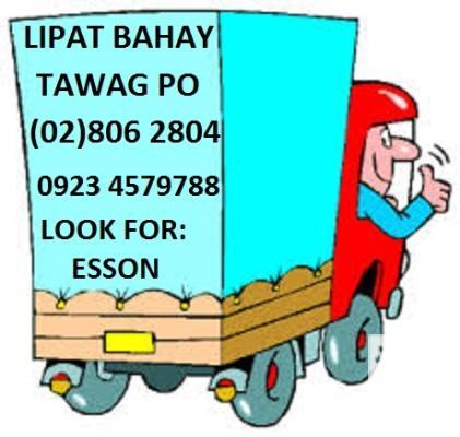 ESSON TRUCKING SERVICES & LIPAT BAHAY, PARANAQUE CITY
