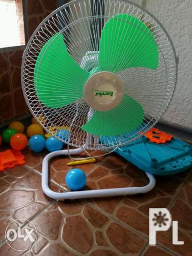 Eureka desk fan