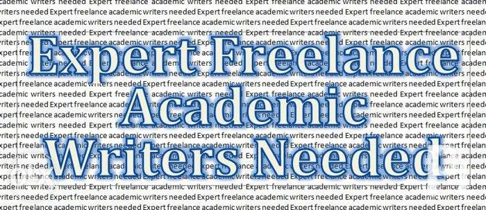 Academic writers wanted