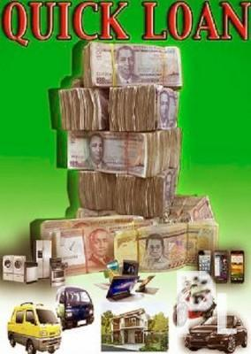 FAST QUICK CASH LOAN AND NO NEED OF CO MAKER, Cebu City