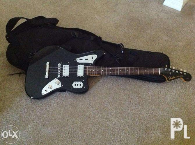 fender jaguar special edition hh made in japan bought in sam ash usa for sale in angeles city. Black Bedroom Furniture Sets. Home Design Ideas