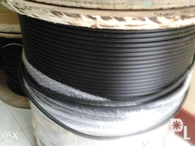 Fiber optic outdoor armored or indoor cable high