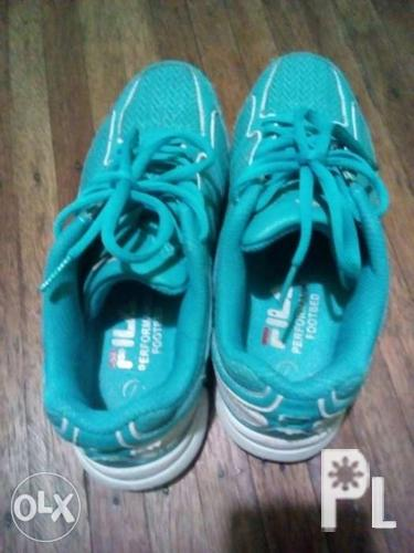a5b77c8ae Fila rubber shoes for Sale in Taguig City