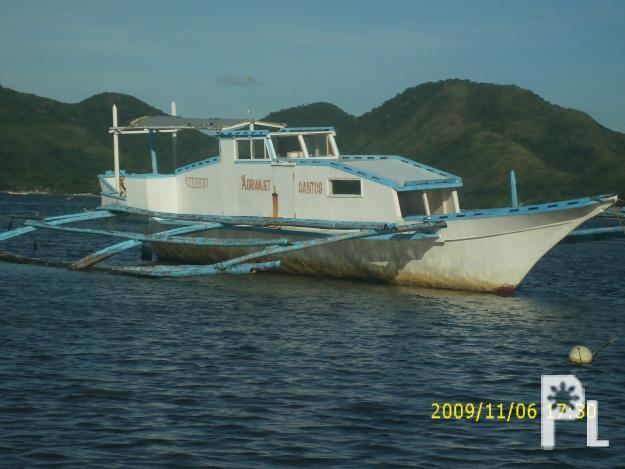 Fishing boat for sale for sale in nasugbu calabarzon for Fishing yachts for sale