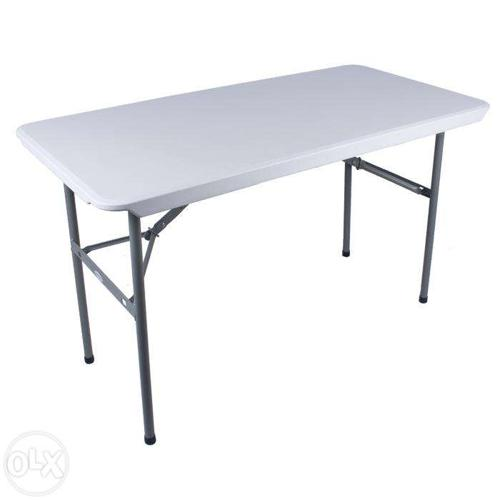 Image gallery for folding tables solid top tables - Table cuisine retractable ...