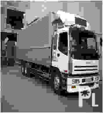 For Sale: Isuzu CX Giga Wing Van Truck