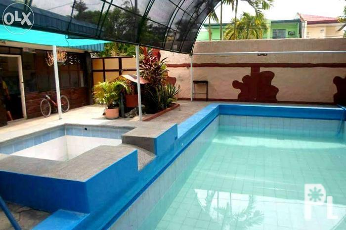 For rent canossa resort in pansol private pool laguna for Affordable private pools in laguna