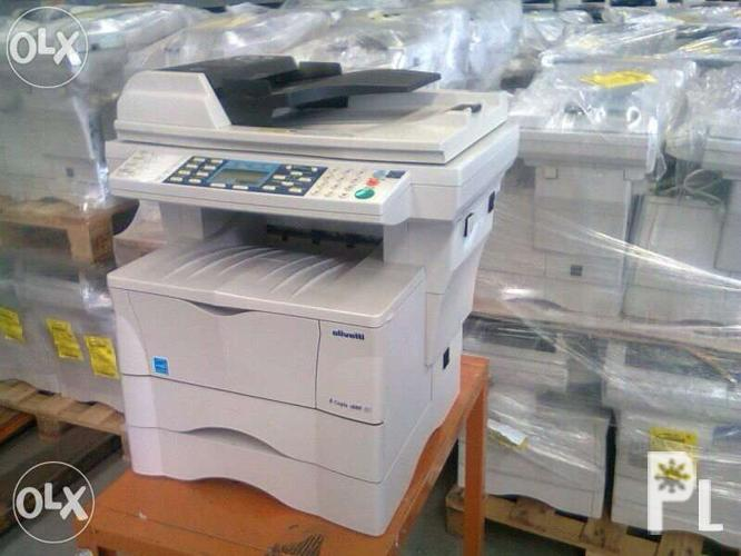 For rent/ for rent xerox machine (oliveti18mf) for Sale in Pulilan