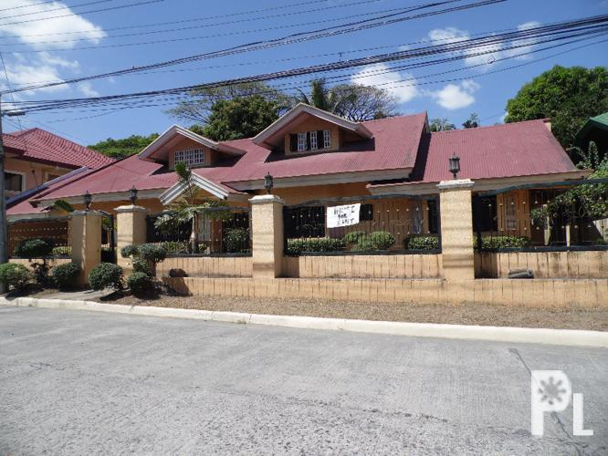 For Rent Huge House in Angeles City, Pampanga-70K ?