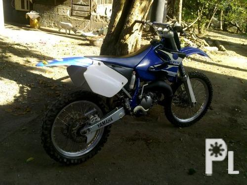 For Sale 2003 Yz125 With Spare Engine Import From U S For
