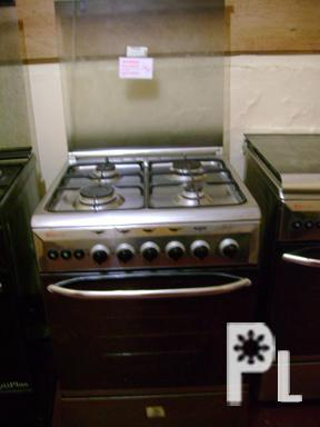 For Sale - American Chef stainless steel cooking range
