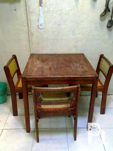 for sale DINING SET NARRA for Sale in Catmon Central  : forsalediningsetnarra51622 from catmon.philippineslisted.com size 375 x 500 jpeg 114kB