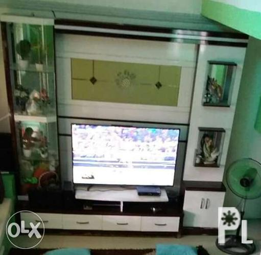 For Sale Elegant Tv Glass Divider Cabinet For Sale In Davao City Davao Region Classified