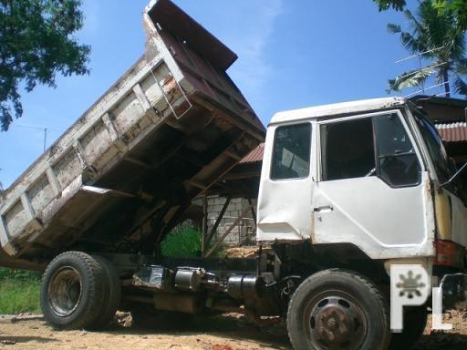 FOR SALE FUSO FIGTHER DUMPTRUCK 6D15 450,000