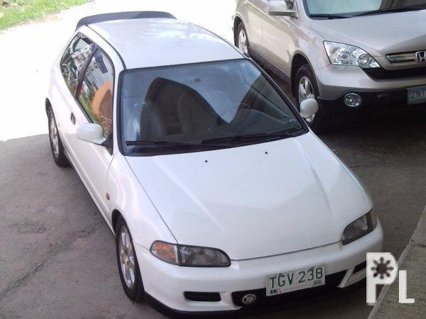 FOR SALE, HONDA HATCHBACK