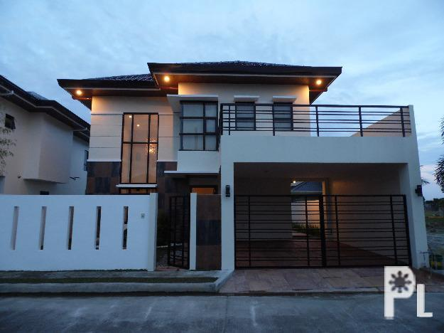 For sale modern nice house at angeles city pampanga 9 for Nice modern houses for sale