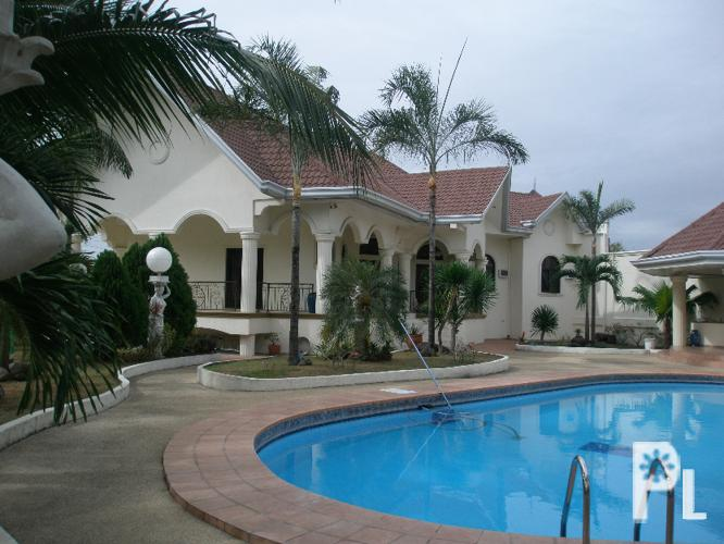For Sale Very Nice House W Pool Insan Fdo Pampanga Near Angeles City 16 9m Angeles City For