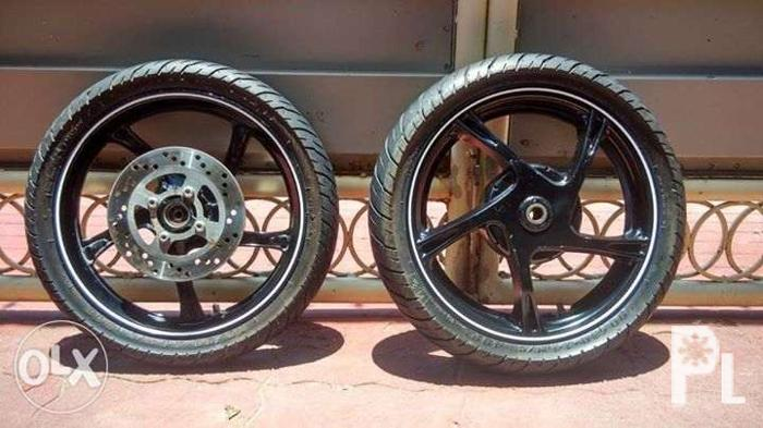 For Sale: Stock Mags for Mio MXi (fit for 125 yamaha scooters) for