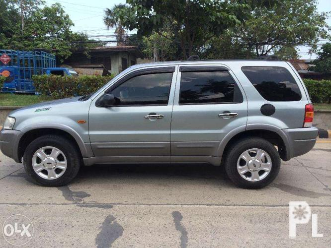 Image gallery for Ford Escape 2005 Rush Sale | AmericanListed.com