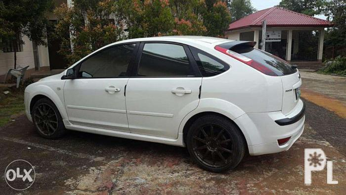 Ford Focus Mags 225 40 R18 pcd 108