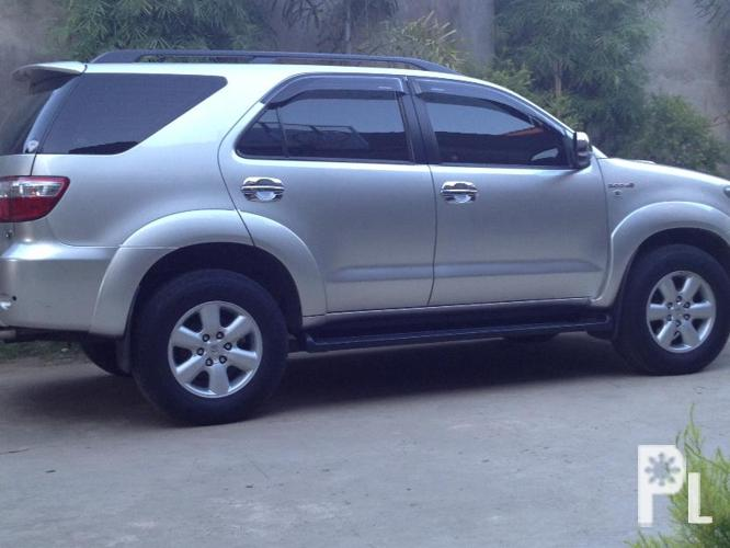 Fortuner 2010 Cebu City For Sale In Cebu City Central Visayas Classified Philippineslisted Com