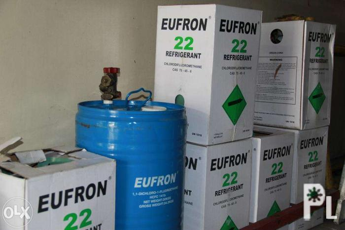 R22 Freon For Sale >> Freon Refrigerant Gas R22 R134a R410a R404 R 407c For Sale In