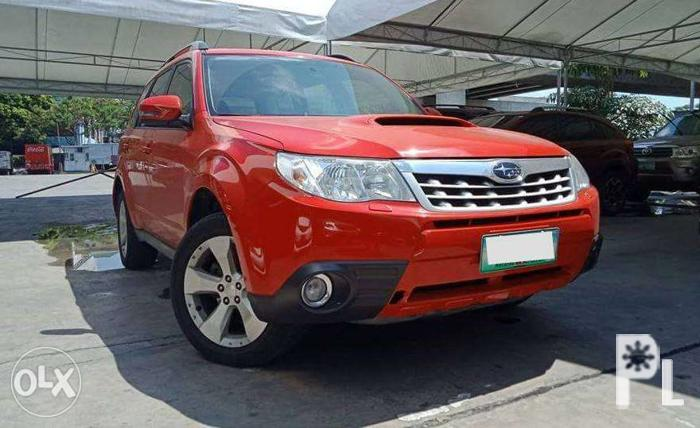 FRESH 2011 Subaru Forester XT AT LEATHER xtrail escape