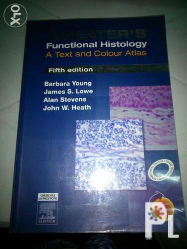 Functional Histology 5th edition