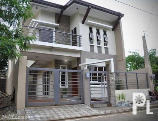 Furnished modern house and lot marikina antipolo antipolo for Modern house quezon city