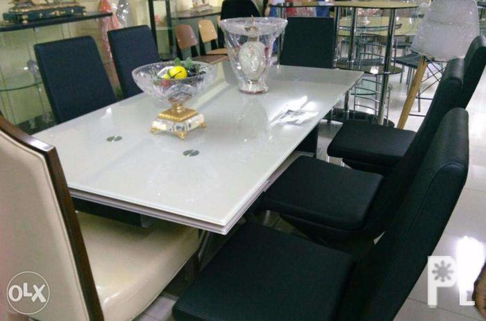 Glass Dining Table For Sale In Manila National Capital Region Classified P