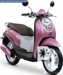 good deal 2011 honda Scoopy motorcycle (automatic) ?