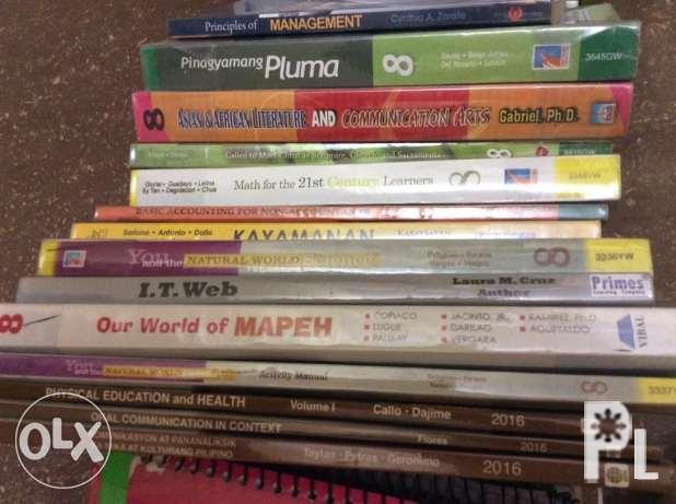 Grade 7 and 8 and 9 Books