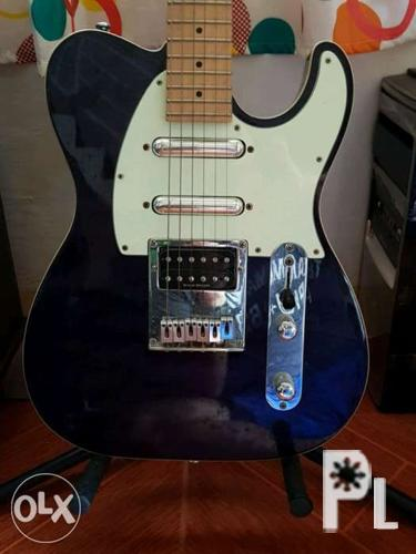 Greg bennet electric guitar