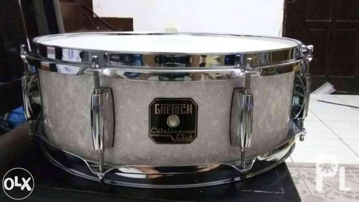 gretsch catalina club jazz snare drum for sale for sale in manila national capital region. Black Bedroom Furniture Sets. Home Design Ideas