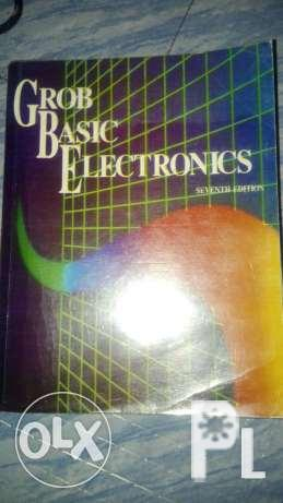 Grob Basic Electronics Seventh Edition For Sale In Manila National