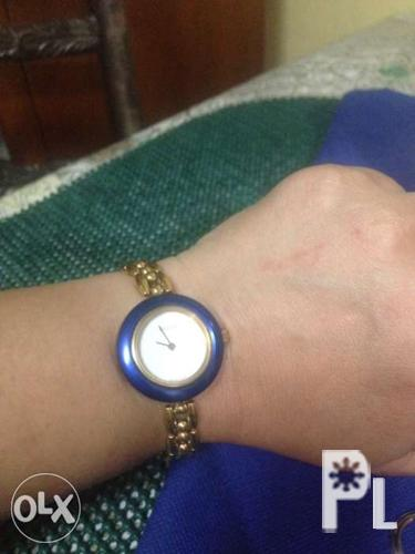 6a59ec0f762 Gucci watch authentic for Sale in Quezon City