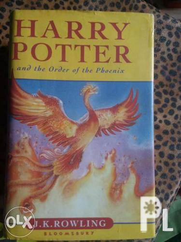 book report of harry potter and the order of the phoenix Complete summary of j k rowling's harry potter and the order of the phoenix enotes plot summaries cover all the significant action of.