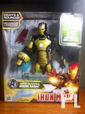 ​Hasbro 15 inch MARVEL IRONMAN 3 Action Figure LIGHT