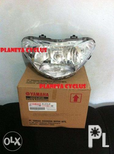 Headlight Assembly Original Stanley Genuine Yamaha for