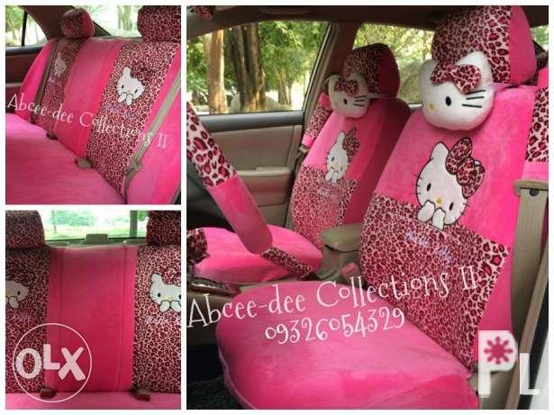 Surprising Hello Kitty Lv Chanel Mickey Mouse Car Seat Covers For Sale Pdpeps Interior Chair Design Pdpepsorg