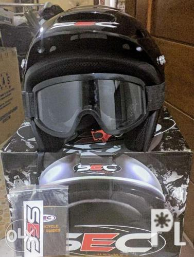 Helmet and Top Box