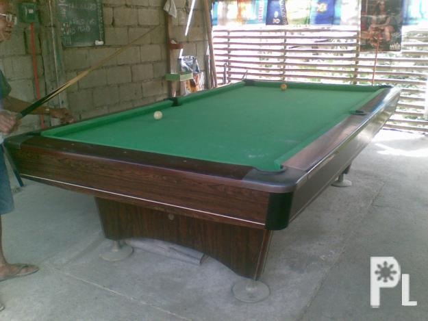 HOLLYWOOD BILLIARD TABLE For Sale In Tingloy Calabarzon Classified - Hollywood billiard table for sale