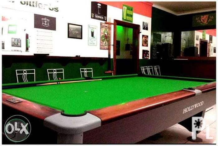 Hollywood Billiard Table For Sale For Sale In Muntinlupa City - Hollywood billiard table for sale