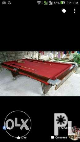 Hollywood Billiard Table Original For Sale In Bacoor Calabarzon - Hollywood billiard table for sale