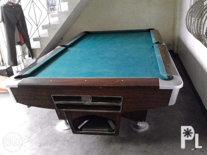 Hollywood Billiards Table Standard Size For Sale In Dasmariñas - Hollywood billiard table for sale