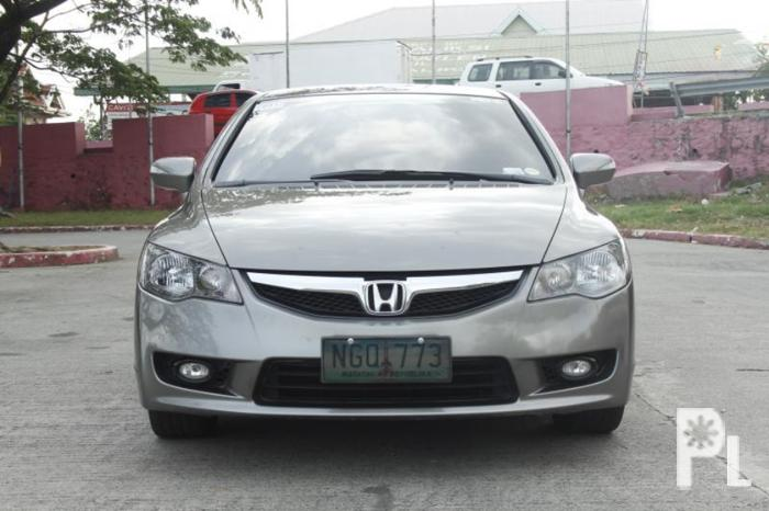 honda civic 2009 2 0s sports top of the line bacoor for sale in bacoor calabarzon. Black Bedroom Furniture Sets. Home Design Ideas