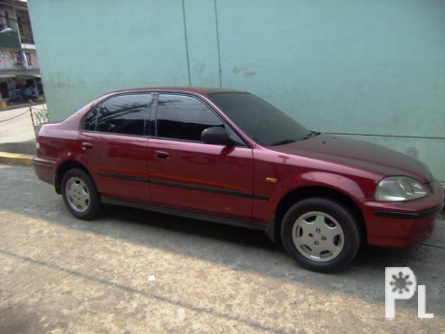 Honda Civic LXI 1996 Manual Transmission