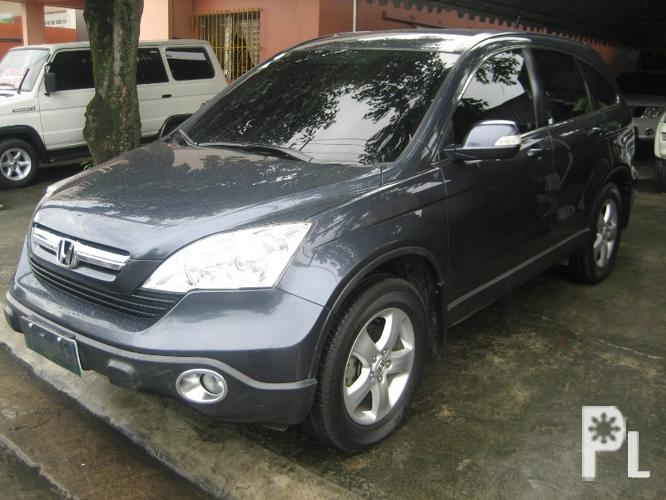 Honda crv 2009 model ? Bacolod City for Sale in Bacolod City, Western Visayas Classified ...